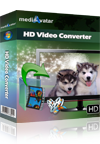 mediAvatar HD Video Converter