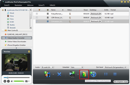 Die beste iTunes Alternative für den iPod