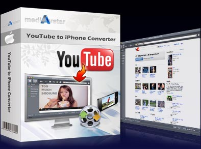 YouTube to iPhone Converter for Mac